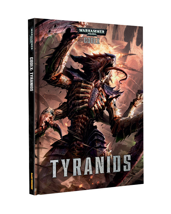 Tyranids. Codex 2014