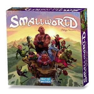 Настольная игра Small World
