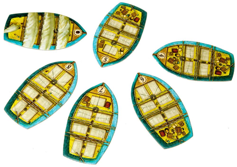 Корабли поселенцев