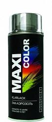 Maxi Color. Лак матовый