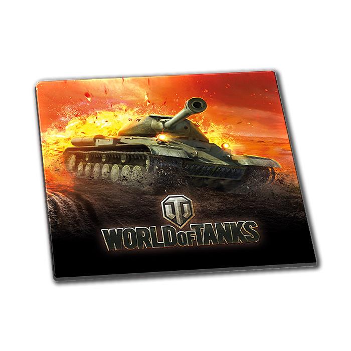 World of Tanks. Костер пробковый