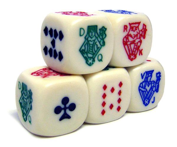 Покер на Кубиках