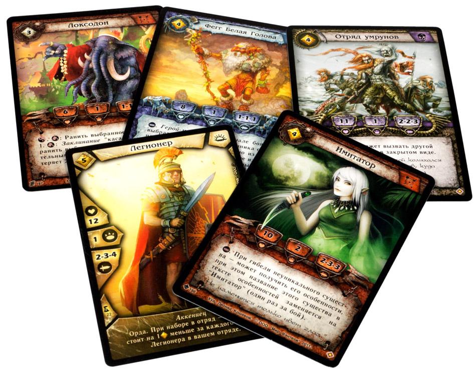 Карточки категории Серебро