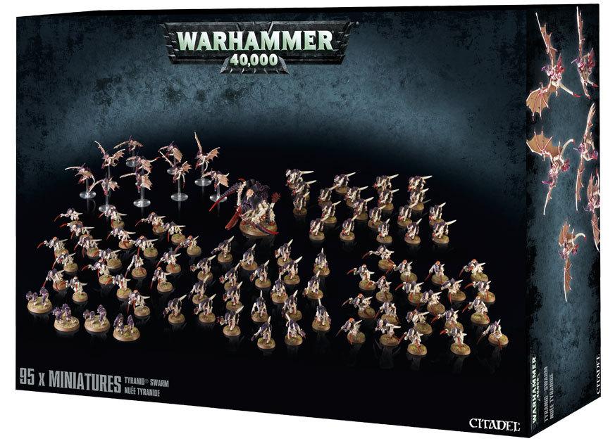Tyranids. Swarm
