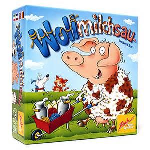 Настольная игра 3 в 1 Wollmilchsau