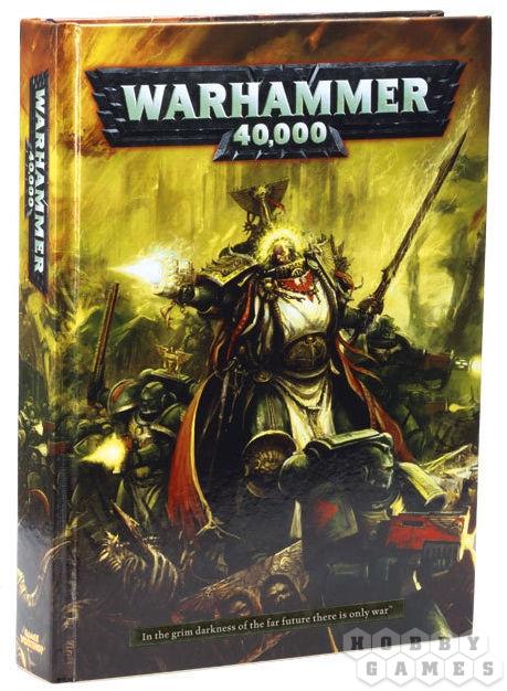 Warhammer 40,000: Rulebook (6ed)