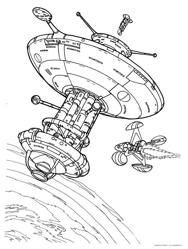 Неделя Космонавтики