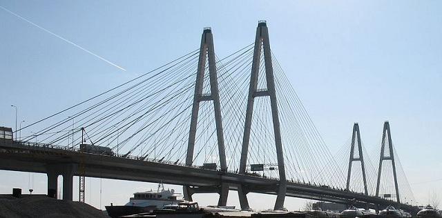 Неразводные мосты. Большой Обуховский мост