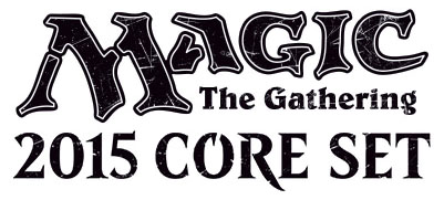 Magic The Gathering 2015 Core Set