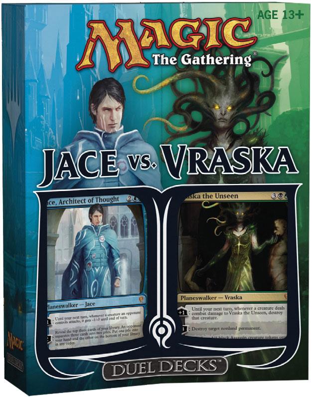 Duel Deack Jace vs Vraska