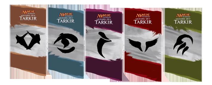 Кланы Таркира